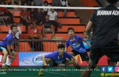 UNJ Tantang Trisakti di Final LIMA Badminton - JPNN.com