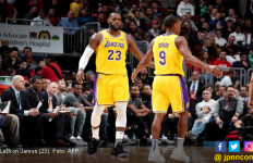 LA Lakers Sulit Tembus NBA Playoff, LeBron James Pasrah - JPNN.com