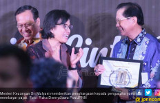 Taat Bayar Pajak, 6 Pengusaha Kakap Raih Penghargaan - JPNN.com