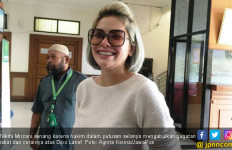 Kriss Hatta Bebas, Nikita Mirzani Beri Pesan Khusus - JPNN.com