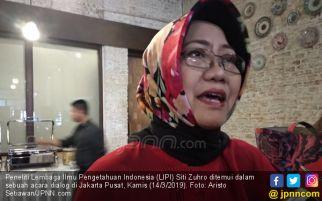 Siti Zuhro Usul Desain Pemilu Diubah