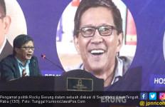 Politikus PDIP Khawatir Rocky Gerung Dibacok Orang Lampung - JPNN.com