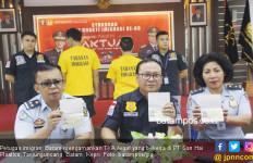 DLH dan Imigrasi Batam Kembali Gerebek PT San Hai - JPNN.com