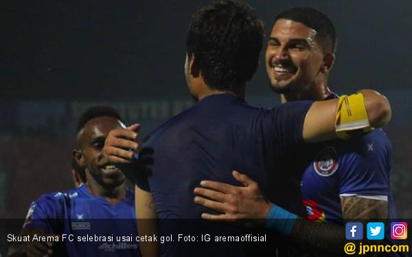 Kans Arema FC ke Perempat Final Piala Presiden Terbuka Lebar - JPNN.com