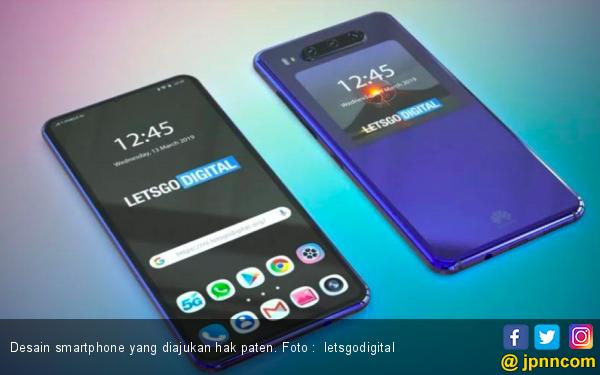 Huawei Siapkan Smartphone dengan Dua Layar - JPNN.com