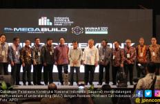 Majukan Industri Konstruksi, APCI Gandeng Gapensi - JPNN.com