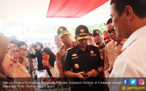 Bea Cukai Sulawesi Bagian Selatan Genjot Ekspor Produk Pertanian - JPNN.com