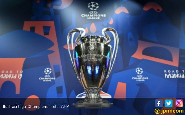 Head to Head 8 Tim Peserta Perempat Final Liga Champions, Derbi Manchester? - JPNN.com