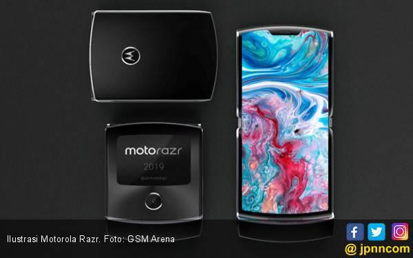 Motorola Razr Bakal Ditenagai Snapdragon 710 - JPNN.com