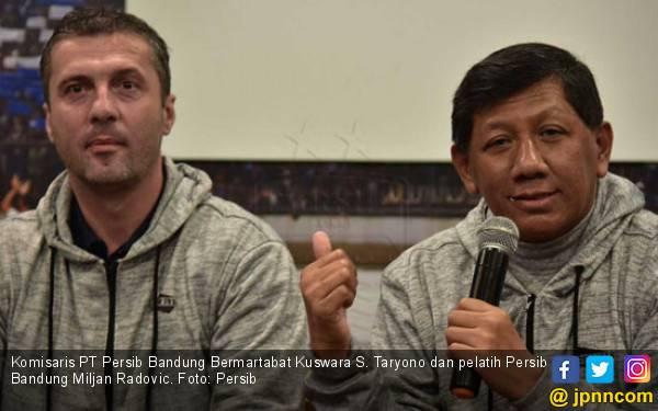 Tidak Berdaya di Piala Presiden 2019, Persib Cari Pemain Asia - JPNN.com