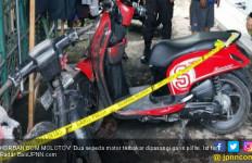 Waspada! Teror Bom Molotov, Dua Sepeda Motor Terbakar - JPNN.com
