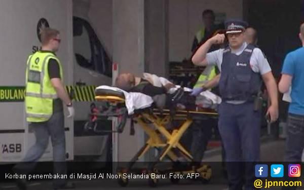 Pembantaian di Masjid Selandia Baru, MUI: Itu Tragedi Kemanusiaan Terkeji di Dunia - JPNN.com