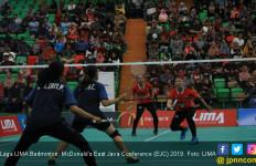 Unitomo Patahkan Dominasi Brawijaya di LIMA Badminton - JPNN.com