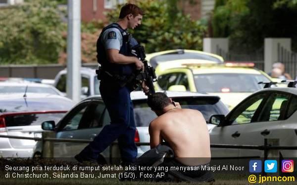 Kabar Terbaru Pembantaian di Masjid Selandia Baru - JPNN.com