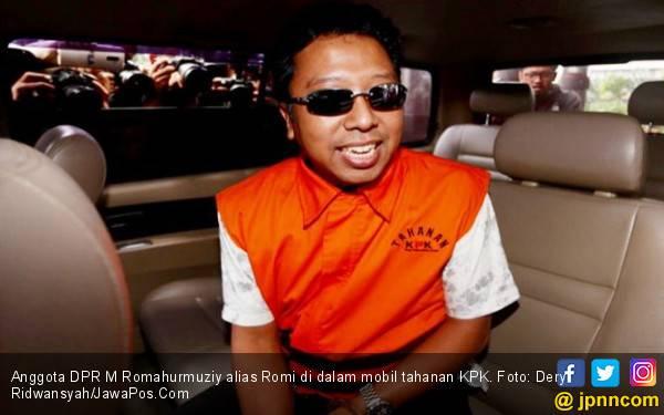 Mohon Maaf, Mas Romi Resmi Mundur dari Ketum Partai Kakbah - JPNN.com