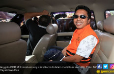 Kapan ya Romi Balik Lagi ke Rutan KPK? - JPNN.com