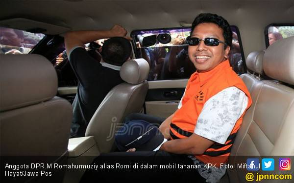 Berani Lawan KPK, Romy Ajukan Praperadilan - JPNN.com