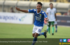 Beckham Putra tak Gabung Persib di Asia Challenge Cup 2020 - JPNN.com