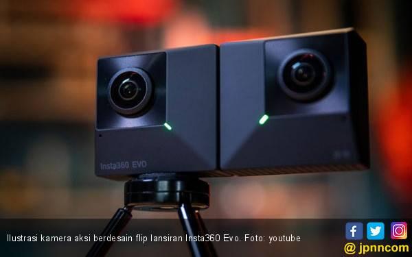 Insta360 Merilis Kamera Aksi Berdesain Flip - JPNN.com
