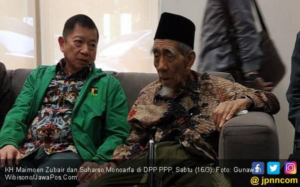 Jadi Plt Ketum PPP, Suharso Punya Harapan untuk Romi - JPNN.com