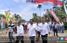 Kemendes PDTT Gandeng KemenPUPR Bangun Infrastruktur di Bengkulu - JPNN.com