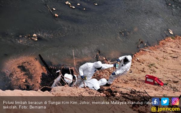 Pemerintah Malaysia Dinilai Lelet Atasi Bencana Gas Beracun - JPNN.com