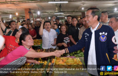 Survei: Blusukan ala Jokowi Masih Disukai Masyarakat - JPNN.com