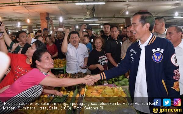 Hasil Survei Terakhir, Jokowi Makin Kuat, Prabowo 31,6 Persen - JPNN.com