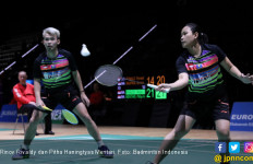 Pukul Unggulan Kedua, Rinov / Pitha Lolos ke Semifinal Swiss Open 2019 - JPNN.com