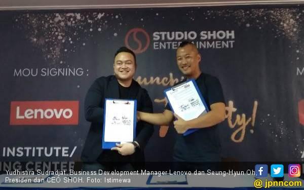 Perkuat Industri Kreatif, SSE Buka Animation Institute - JPNN.com