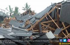 Angin Puting Beliung Kembali Terjang Seputihraman Lampung Tengah - JPNN.com