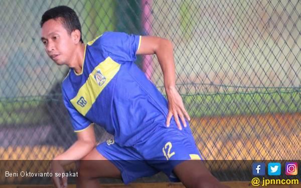 Beni Oktovianto Setuju Persiba TC di Malang - JPNN.com