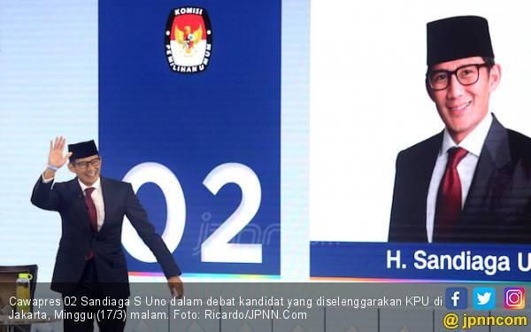 OK OCE di Jakarta Meredup, Sandi Tetap Menawarkannya Jadi Program Nasional - JPNN.com