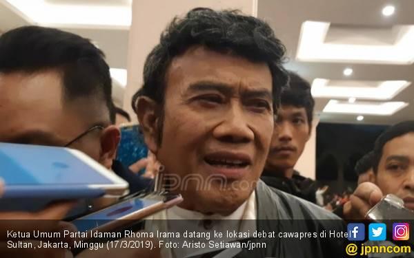 Rhoma Irama Setuju Libur Sekolah Selama Ramadan - JPNN.com