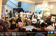 Kiai & Ulama Sabang-Merauke Berdoa Bareng Abah Ma'ruf Jelang Debat Cawapres - JPNN.com