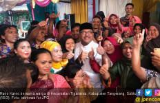 Ikhtiar Si Doel Blusukan Tangkis Hoaks demi Menangkan Jokowi - Ma'ruf - JPNN.com