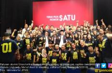 Alumnus Unas: Indonesia Butuh Pemimpin Visioner, Bukan Otoriter - JPNN.com