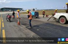 Bandara APT Pranoto Samarinda Ditutup Sementara - JPNN.com