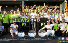 Bottas Tuntaskan Dominasi Mercedes di Seri Perdana F1 2019 - JPNN.com