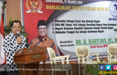 Wakil Ketua MPR Apresiasi Kehadiran Kaum Disabilitas Dalam Sosialisasi Empat Pilar - JPNN.com