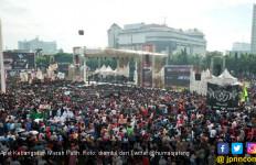 Pesan Habib Luthfi bin Yahya saat Apel Kebangsaan Kita Merah Putih - JPNN.com