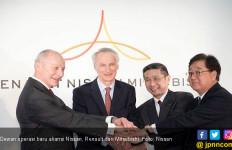 Renault, Nissan, dan Mitsubishi Sepakat Bangun Usaha Baru - JPNN.com