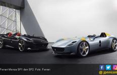Ferrari Monza SP1 Didapuk Penghargaan Tertinggi Desain Mobil - JPNN.com