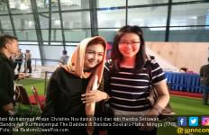 Ahsan / Hendra Juara, Christine / Sandra Gembira - JPNN.com