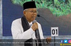 Jokowi – Ma'ruf Harus Menang, Minimal 60 Persen - JPNN.com