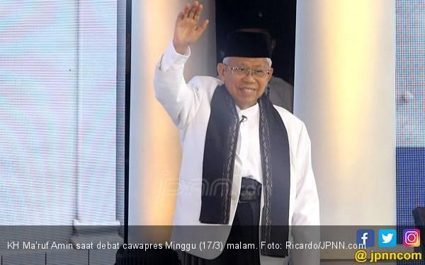 Soal Honorer K2, Jokowi dan Kiai Ma'ruf Amin Sama Saja - JPNN.com