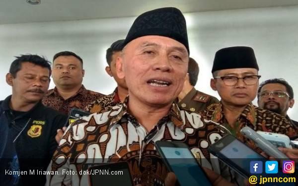 Komjen Iriawan Siap Korbankan Tanah Pribadi untuk Timnas dan PSSI - JPNN.com