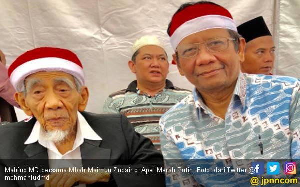 Prof Mahfud Sudah Tentukan Capres Pilihannya, Ini Pesannya buat Milenial - JPNN.com
