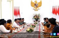 Temui Presiden Jokowi, FBR Sampaikan Terima Kasih Masyarakat Betawi - JPNN.com