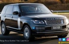 Range Rover Sentinel, Mobil Rujukan untuk Presiden - JPNN.com